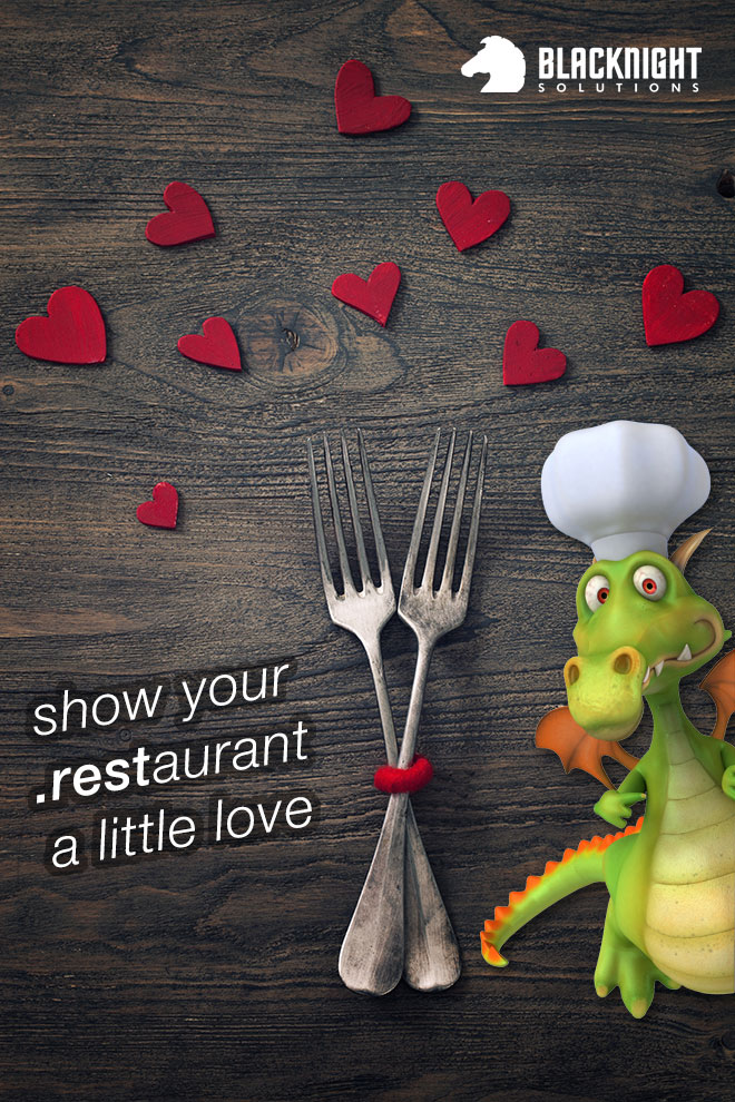 Show your restaurant a little love