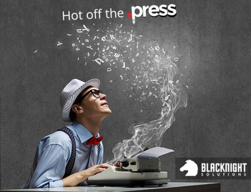 Want Our PR? Check Out Blacknight.press!
