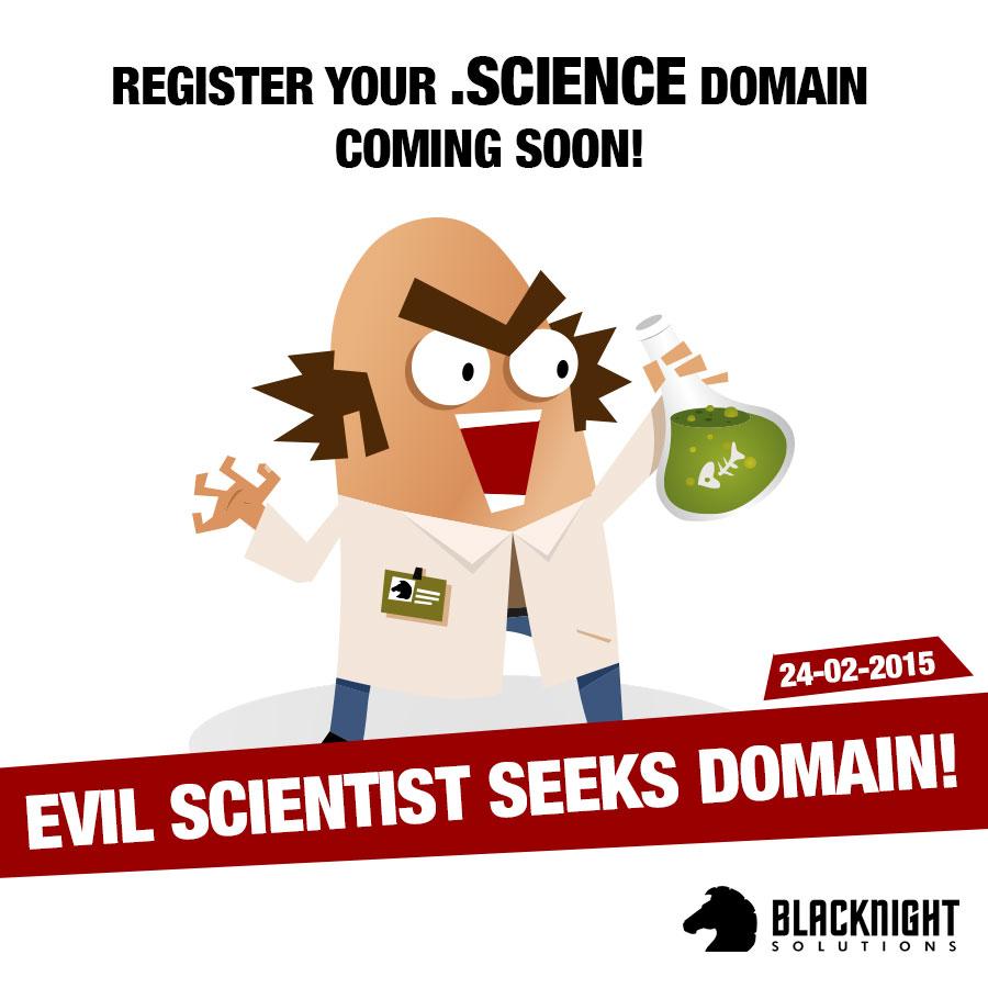 EvilScientist-DotScience