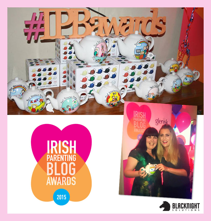 Irish Parenting Bloggers blacknight