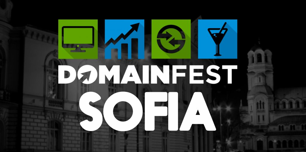Domainfest Sofia is on June 3