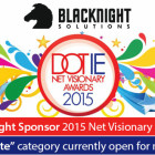 IIA Net Visionary Awards 2015 - Blacknight Sponsor