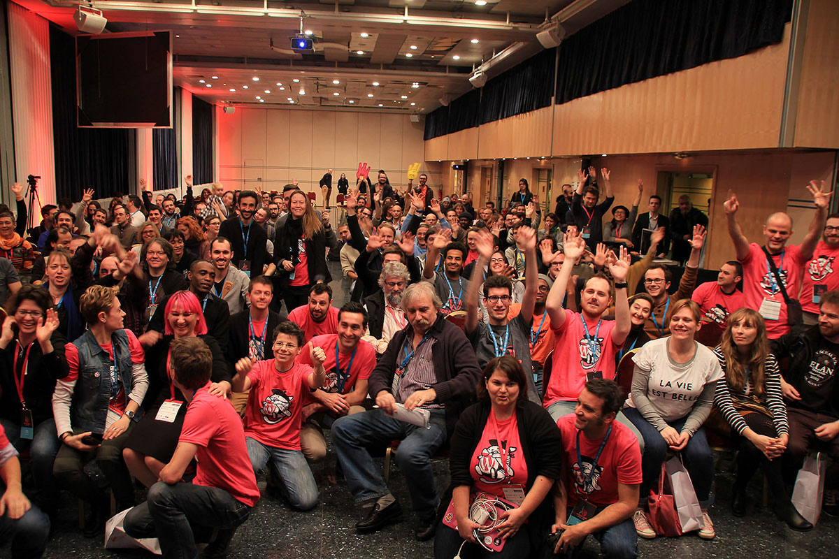 The Final Curtain at WCParis