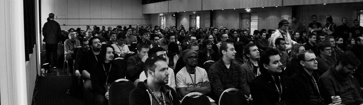 Turnout for WCParis opening talk