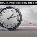 IEDR-GA-Changing