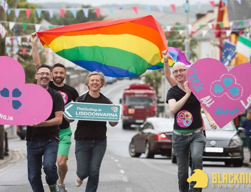 Blacknight Sponsors The Outing LGBT Music & Matchmaking Weekend in Clare!