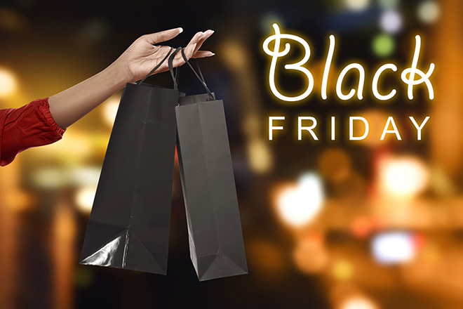 Tell us about your Black Friday Deals and we'll share them!