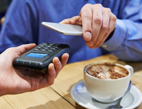 Irish Shoppers Flocking To Paying By Contactless And Mobile