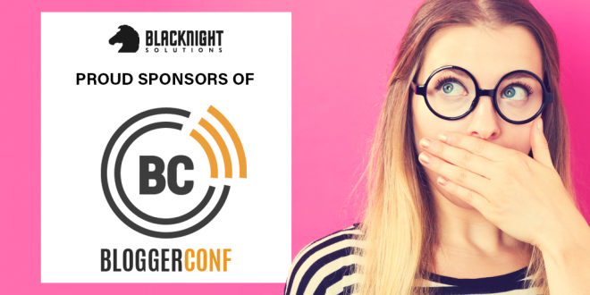 Blacknight sponsors Bloggerconf 2017!