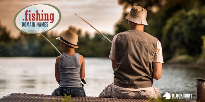 Q2 Domain Deals for Work and Play - .FISHING is only €6.49