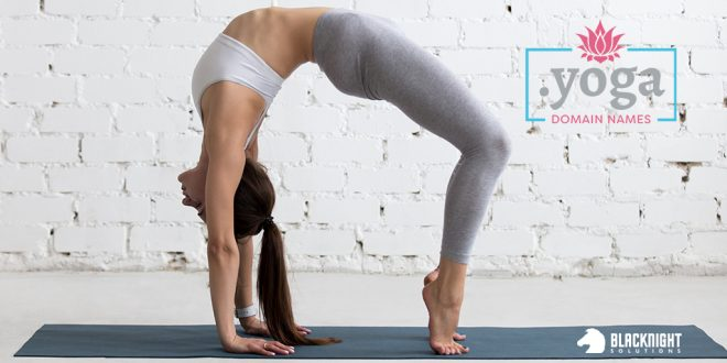 Q2 Domain Deals for Work and Play - .YOGA is only €6.49