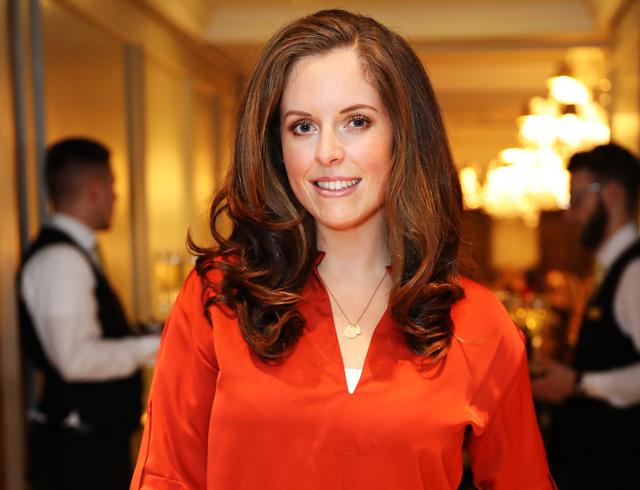 Emma O'Farrell, Organiser of Bloggerconf