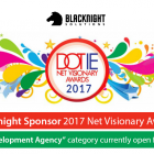 Blacknight sponsors the Net Visionary Awards 2017