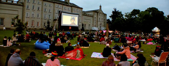 Blacknight Sponsors Dirty Dancing Open-Air Screening at Carlow Arts Festival