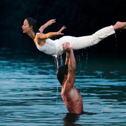 Patrick Swayze; Jennifer Grey; ©2017 Lions Gate Entertainment Inc. All rights reserved.