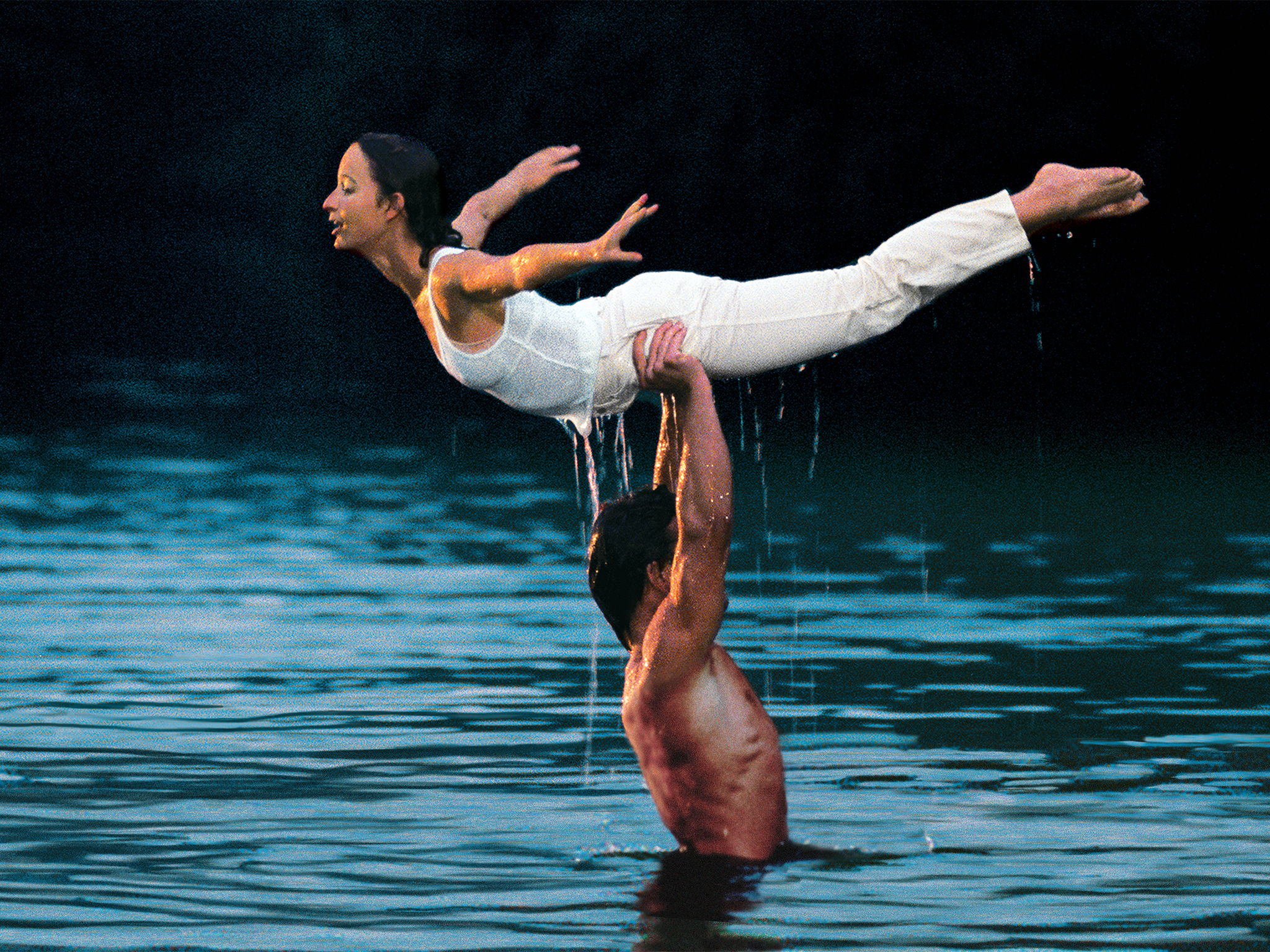 Dirty Dancing in the Open Air at Carlow College