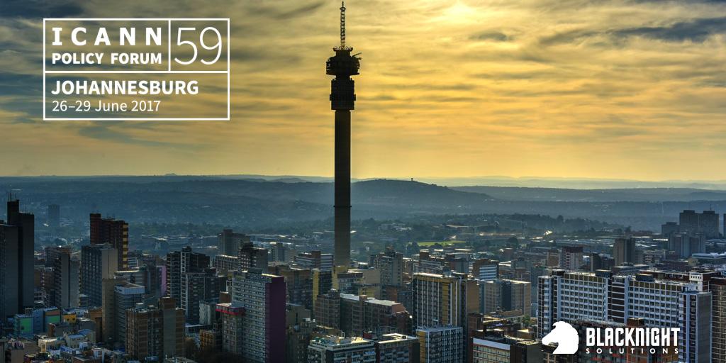 ICANN 59 June 2017