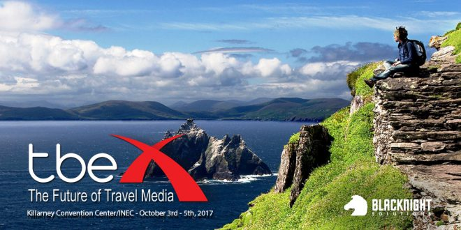 Blacknight Sponsors TBEX Travel Bloggers Conference in Killarney