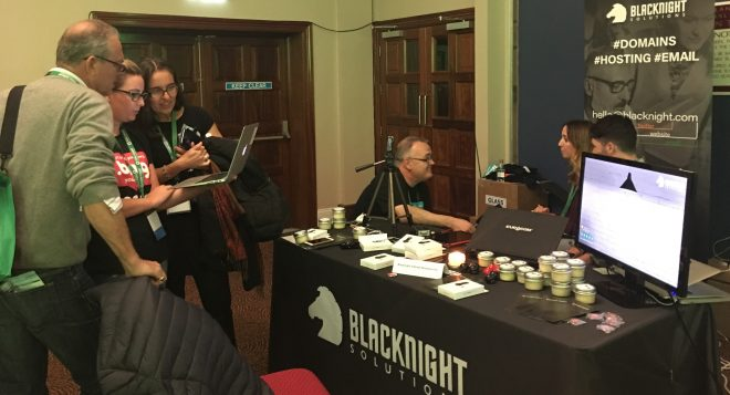 Business with a smile! Blacknight finds a Warm Welcome at TBEX in Killarney