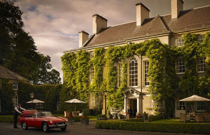 Mount Juliet Country Estate, Co Kilkenny.. Enter a competition to win a €500 Gift voucher for Ireland's Blue Book of hotels and country houses, and Take The First Step to Online Independence.