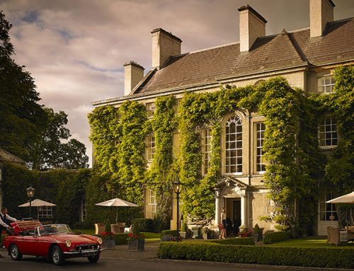 Win a €500 Voucher for Ireland's Blue Book of Hotels and Country Houses