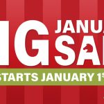 The Big Blacknight January Sale starts New Year's Day - but have you seen our pre-sale offers?