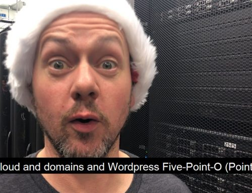 Behind the Scenes as Blacknight Prepares for Christmas! [Video]