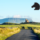 Ben Bulben, Co Sligo. Blacknight is sponsoring the Grow Remote event in Tubbercurry on April 16.