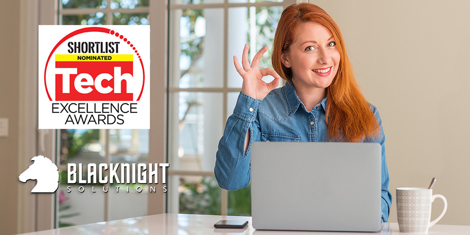 Blacknight is shortlisted in two categories for Ireland's Tech Excellence Awards 2019