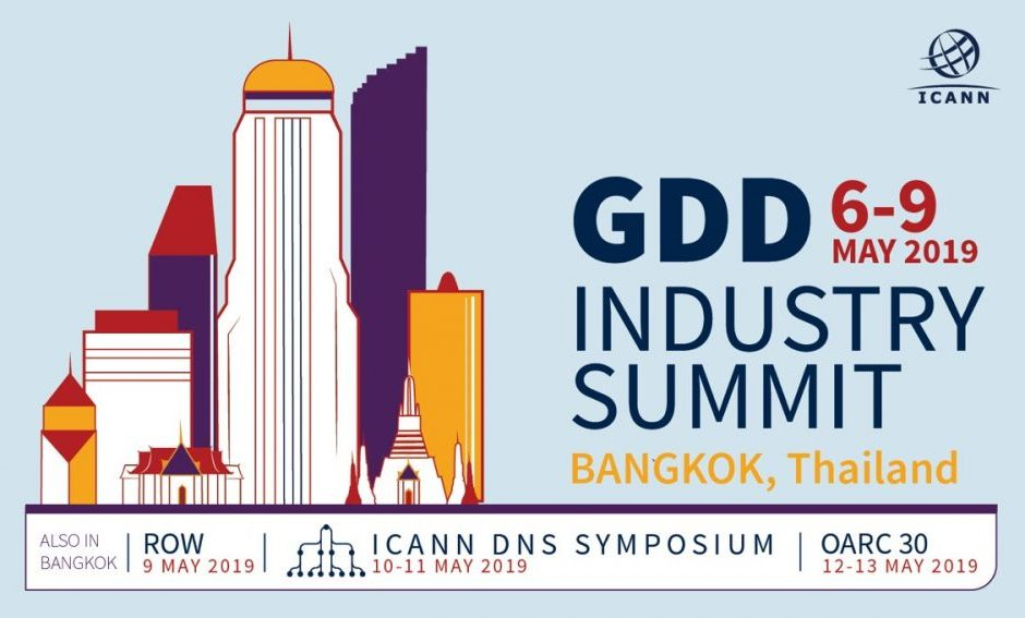 ICANN GDD Bangkok 2019