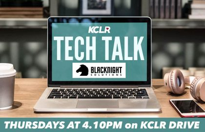 Tech Talk with Blacknight is Broadcast on KCLR 96FM