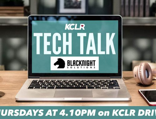 Blacknight Broadband, EA Access, Mobile Security  – Tech Talk with Blacknight on KCLR [Audio]