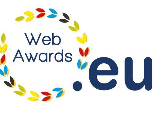 Got a Website Using a .Eu Domain? Enter the Web Awards!