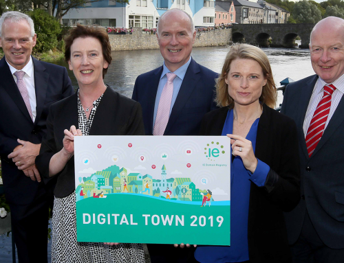 See you in Sligo, Ireland's Digital Town