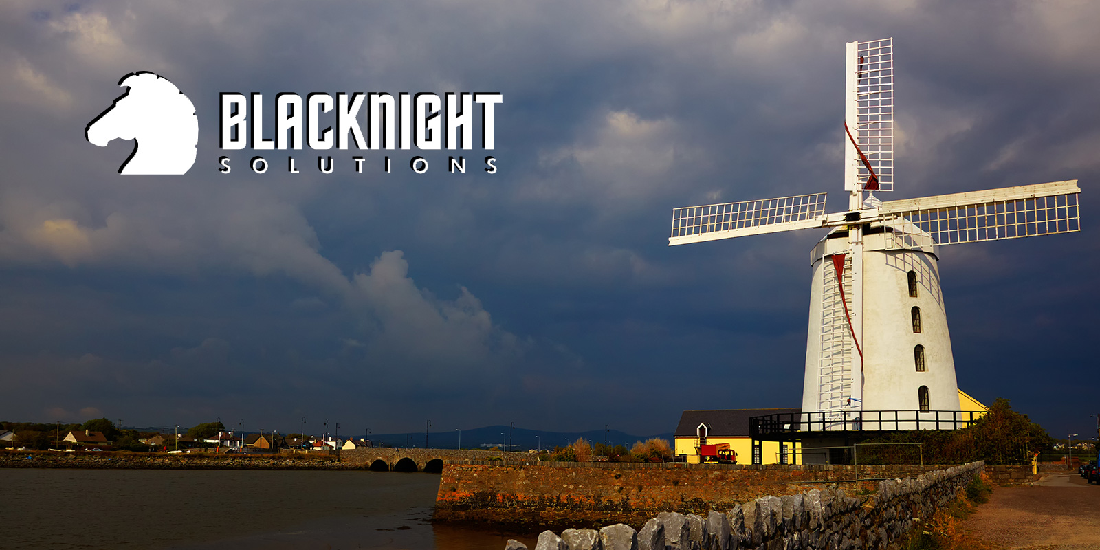 The windmill at Blennerville, near Tralee. Blacknight will sponsor The eCommerce Summit in Tralee on 2 and 3 October.