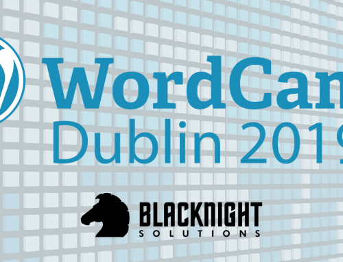 WordCamp Dublin is Back and Blacknight is a Platinum Sponsor