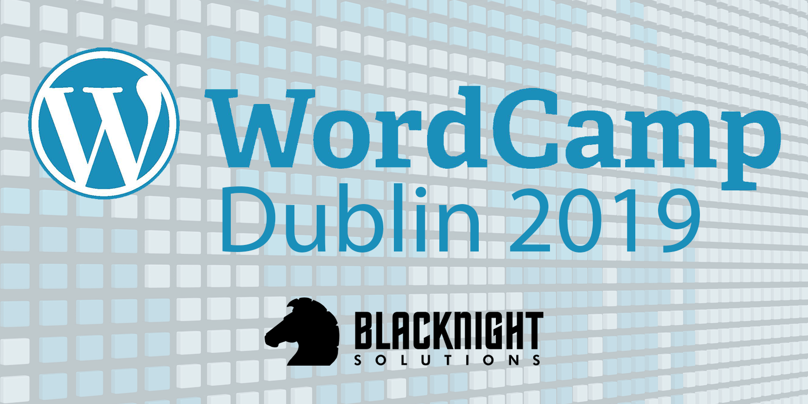 Blacknight is a platinum sponsor for WordCamp 2019.
