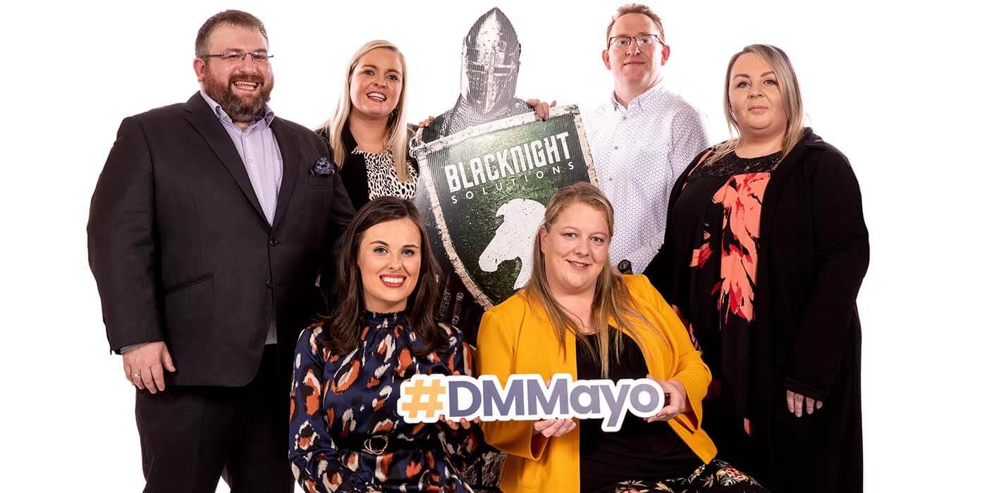 The Digital Marketing Mayo organising committee