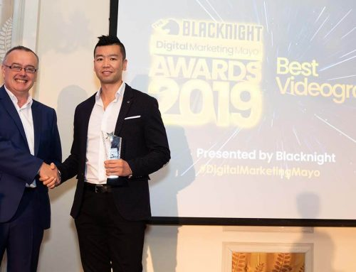 Mayo Marketers Celebrate at the Blacknight Digital Marketing Awards