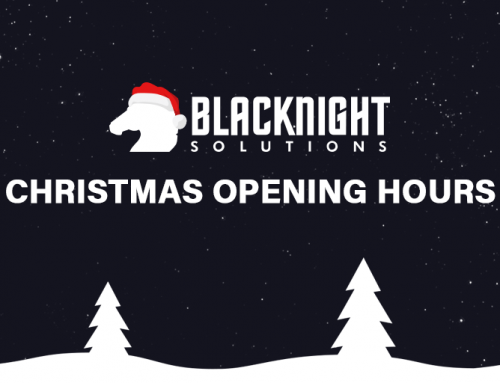 It's Beginning to Look a Lot like Christmas at Blacknight