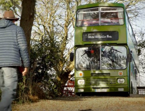 Blacknight on TV with the Wild Atlantic Bus [Video]