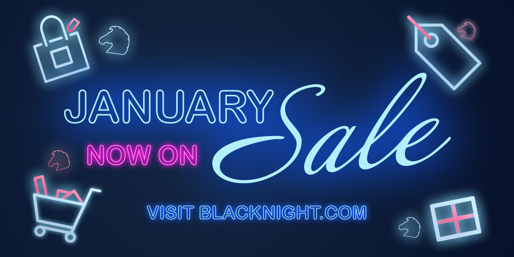 The Blacknight 2020 Sale is ON