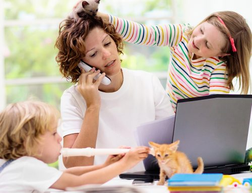 Strategies for Working from Home If You Have Kids During the Covid-19 Lock-in Crisis