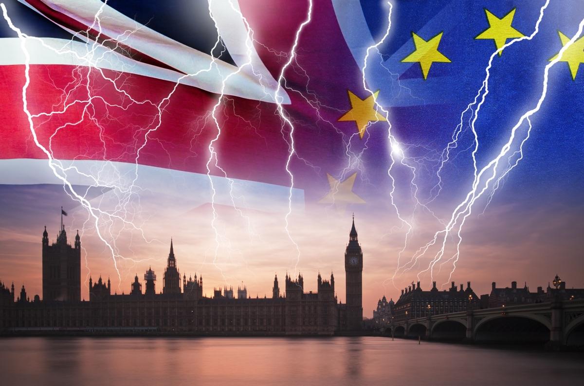Brexit concept image