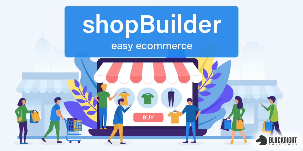 Shopbuilder by Blacknight - Sell Online Easily