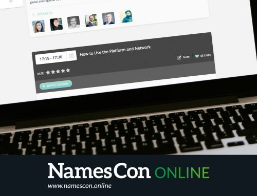 Namescon Online 2020 Review – The First Major Online-Only Domain Industry Conference