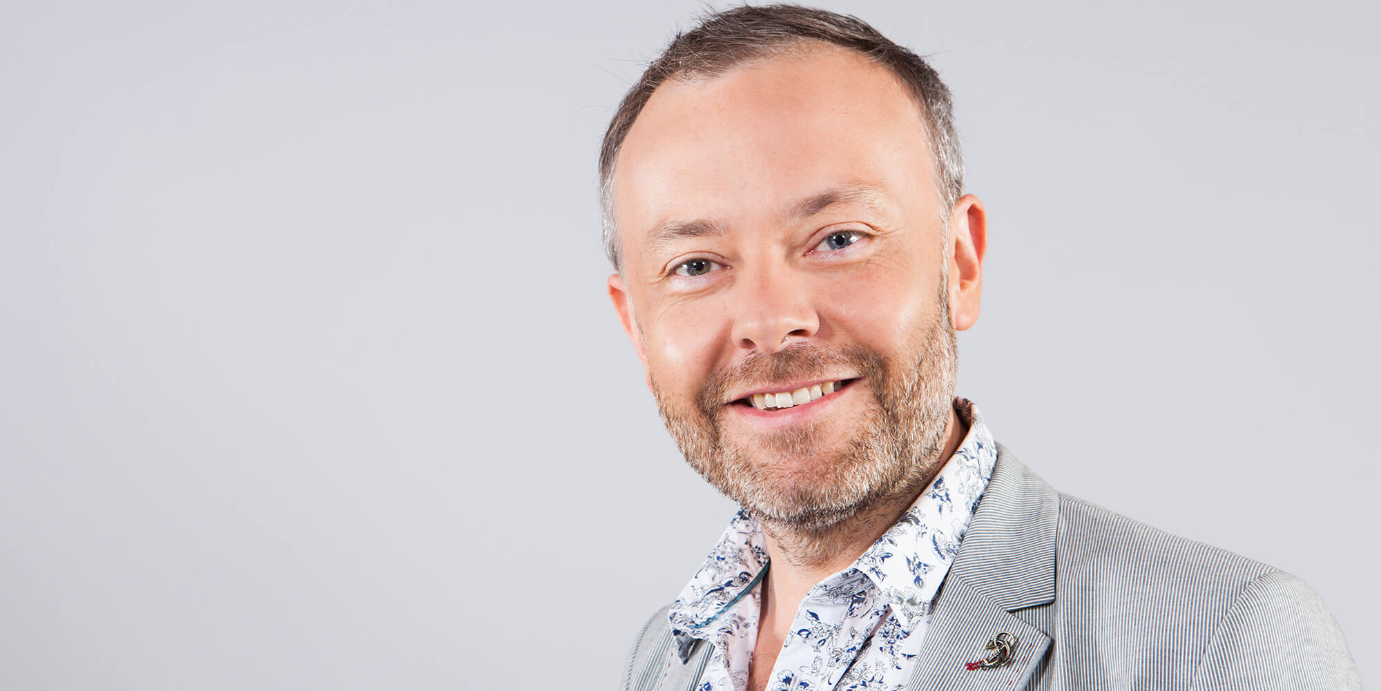 RTÉ Presenter Rick O'Shea