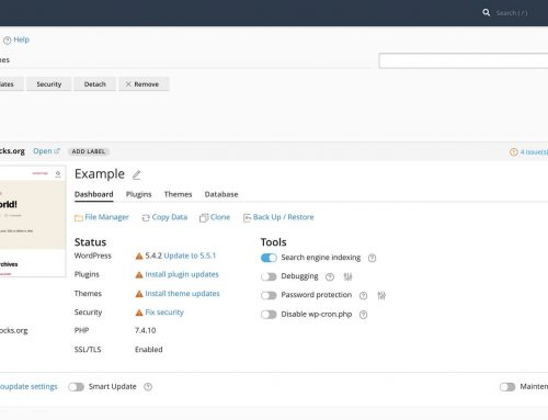 Taking cPanel's New WordPress Toolkit for a Drive
