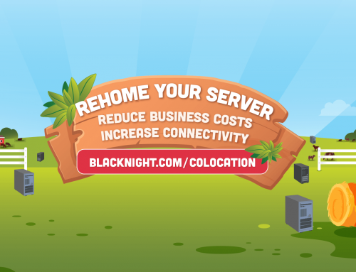 Time to Rehome Your Server: Covid-19 Is the Perfect Excuse to Co-Locate Your Infrastructure With Blacknight Now!