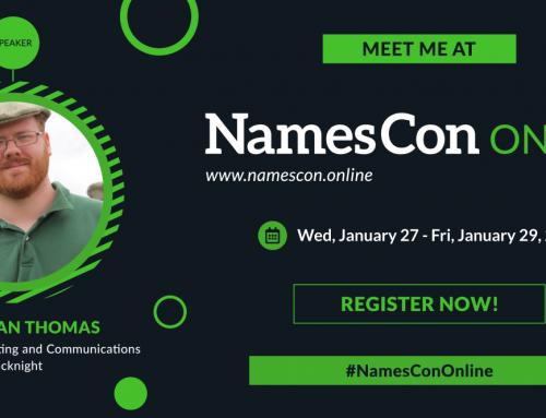 NamesCon Online: My Highlights from NamesCon 2021